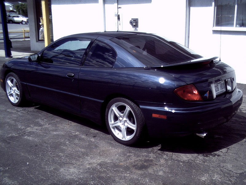 2005 Pontiac Sunfire SL Base