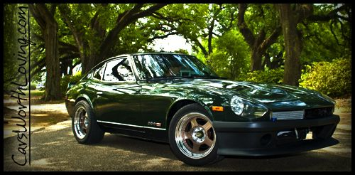 1977  Datsun 240z  picture, mods, upgrades