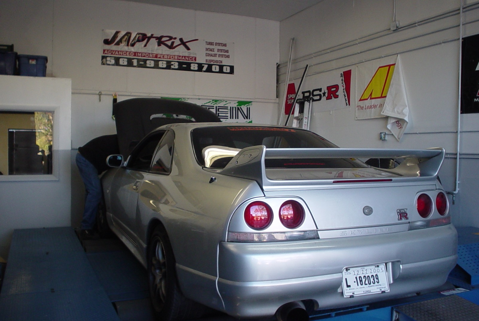 1995  Nissan Skyline GT-R R33 picture, mods, upgrades