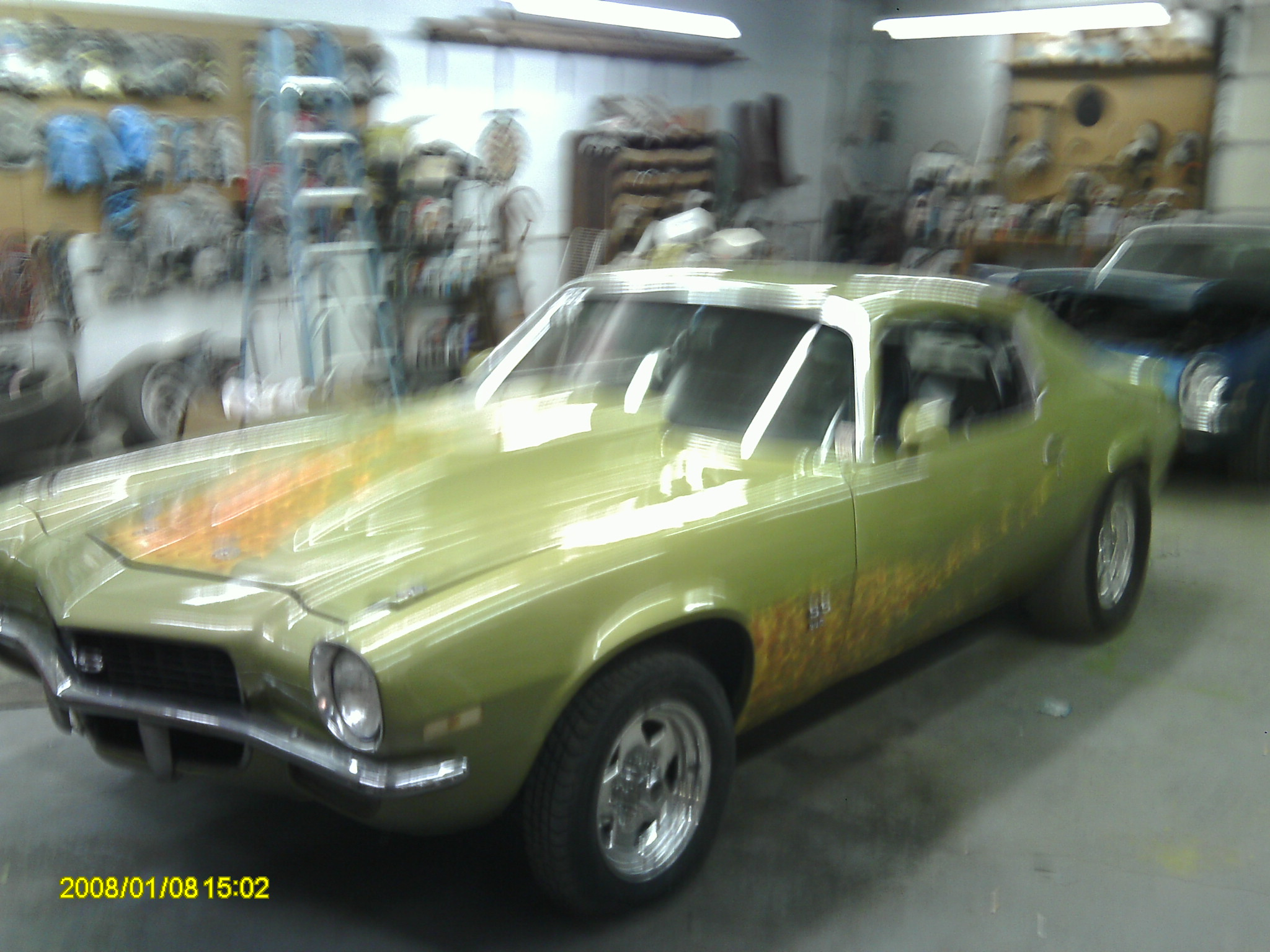 1971  Chevrolet Camaro Sport Coupe picture, mods, upgrades