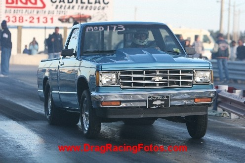 1987  Chevrolet S10 Pickup Reg Cab picture, mods, upgrades