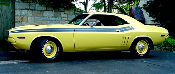 1971  Dodge Challenger R/T picture, mods, upgrades