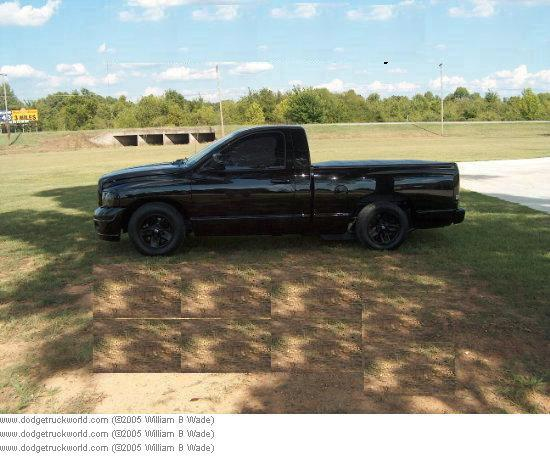2003  Dodge Ram 1500 5.7 HEMI SWB RC 2WD picture, mods, upgrades