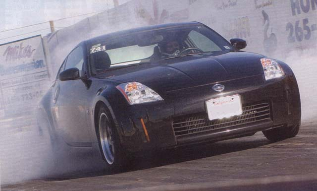 2005  Nissan 350Z Enthusiast Twin Turbo picture, mods, upgrades