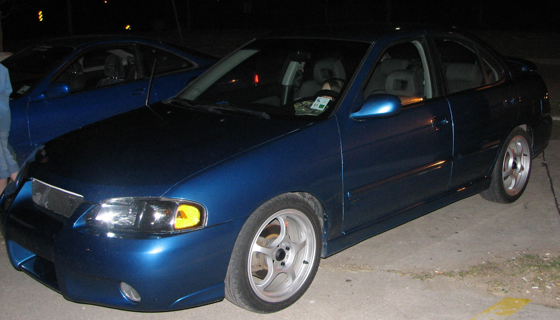 Car Extended Warranty >> 2003 Nissan Sentra SER SpecV Turbo 1/4 mile Drag Racing ...