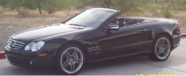 2005  Mercedes-Benz SL65 AMG RENNtech picture, mods, upgrades