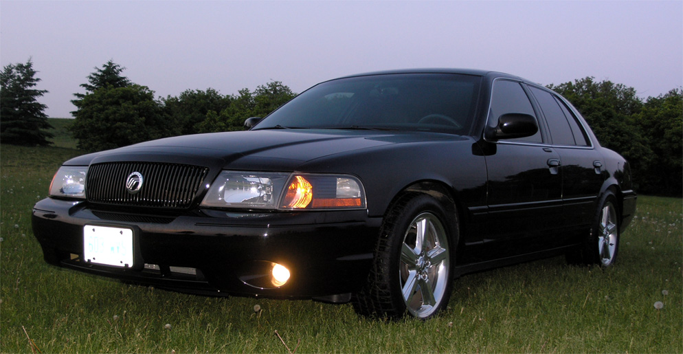 2003  Mercury Marauder  picture, mods, upgrades