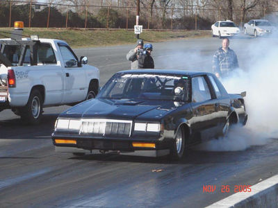 1986  Buick Grand National  picture, mods, upgrades