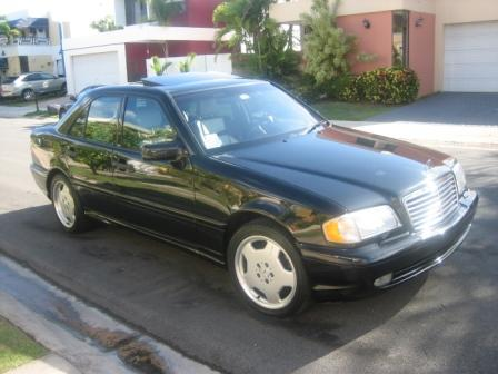 1999  Mercedes-Benz C43 AMG picture, mods, upgrades