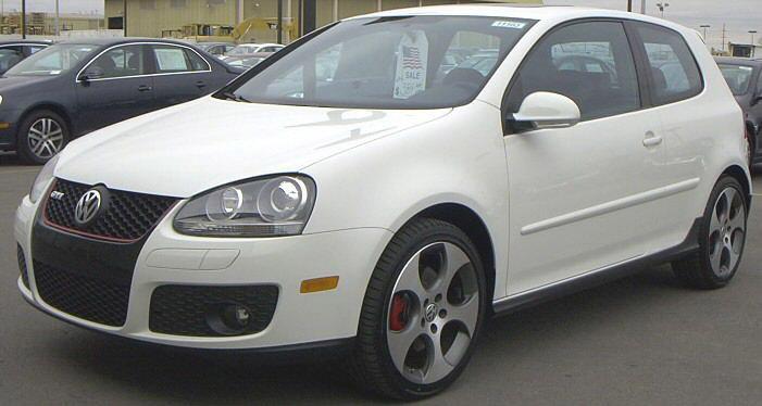 Stock 2006 Volkswagen GTI 1/4 mile trap speeds 0-60 - DragTimes.com