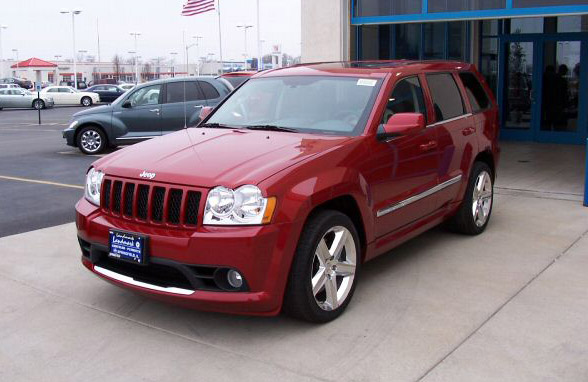 stock 2006 jeep cherokee srt8 1 4 mile drag racing. Black Bedroom Furniture Sets. Home Design Ideas