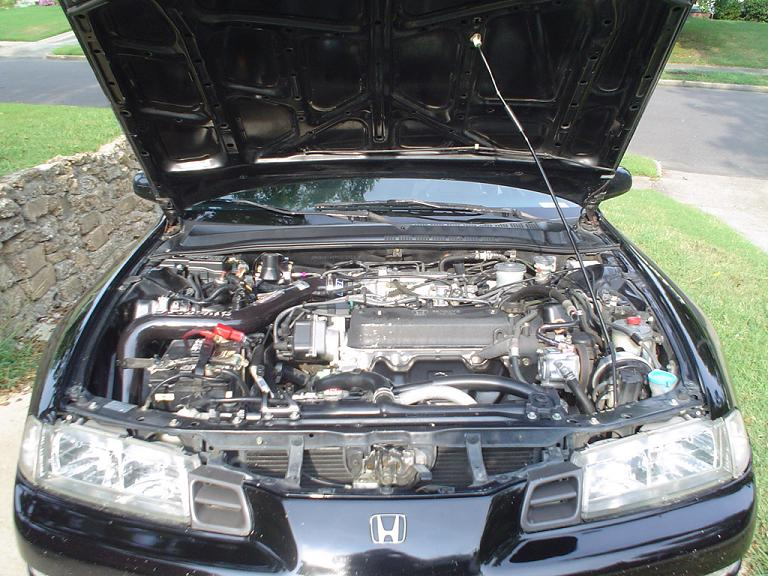 1993  Honda Prelude S picture, mods, upgrades
