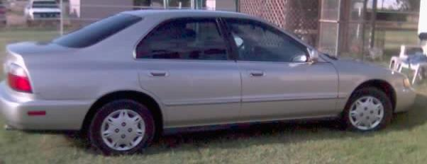 1996  Honda Accord 25th Anniversary Ed. picture, mods, upgrades