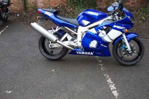 2003  Yamaha YZF R6 picture, mods, upgrades
