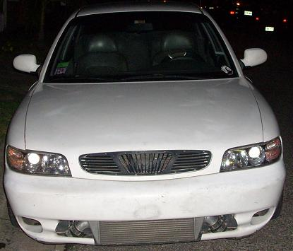 1998  Daewoo Nubira SX picture, mods, upgrades