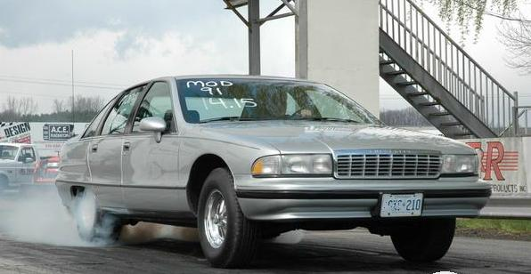 1991  Chevrolet Caprice Classic picture, mods, upgrades