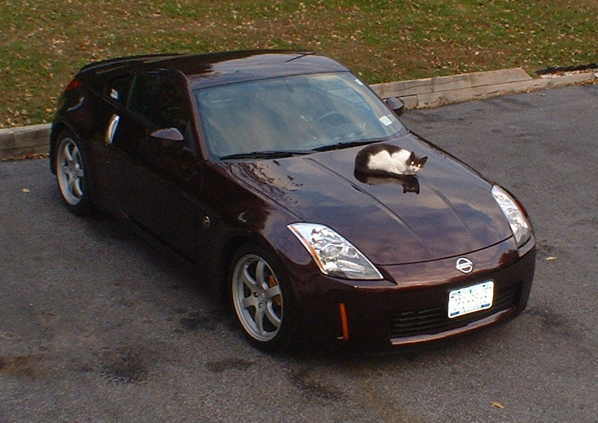 2003 Nissan 350Z Track Single Turbo