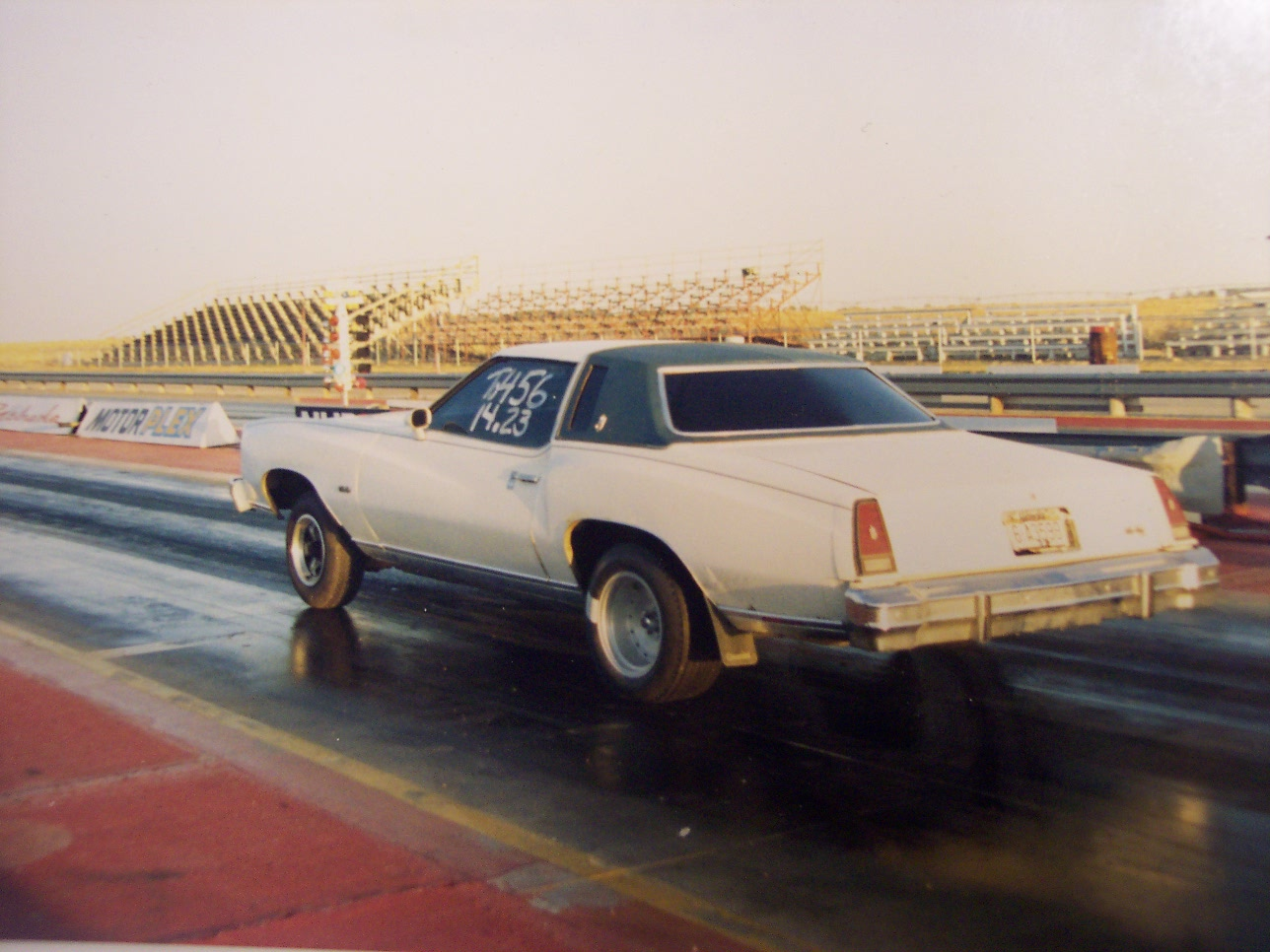 1976  Chevrolet Monte Carlo  picture, mods, upgrades