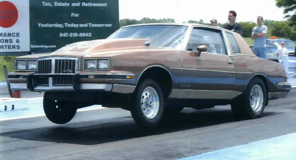 1985  Pontiac Grand Prix  picture, mods, upgrades