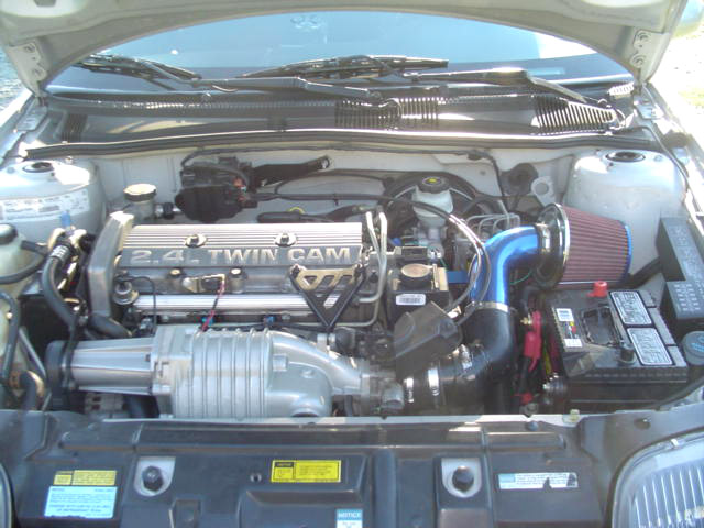 2000 Pontiac Sunfire GT Supercharger
