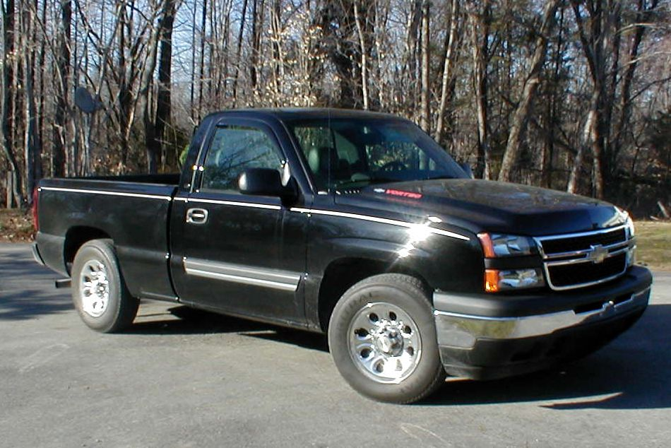 2006  Chevrolet CK1500 Truck ls picture, mods, upgrades
