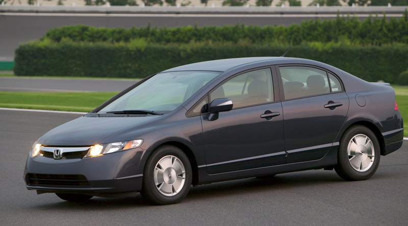 2006  Honda Civic Hybrid  picture, mods, upgrades