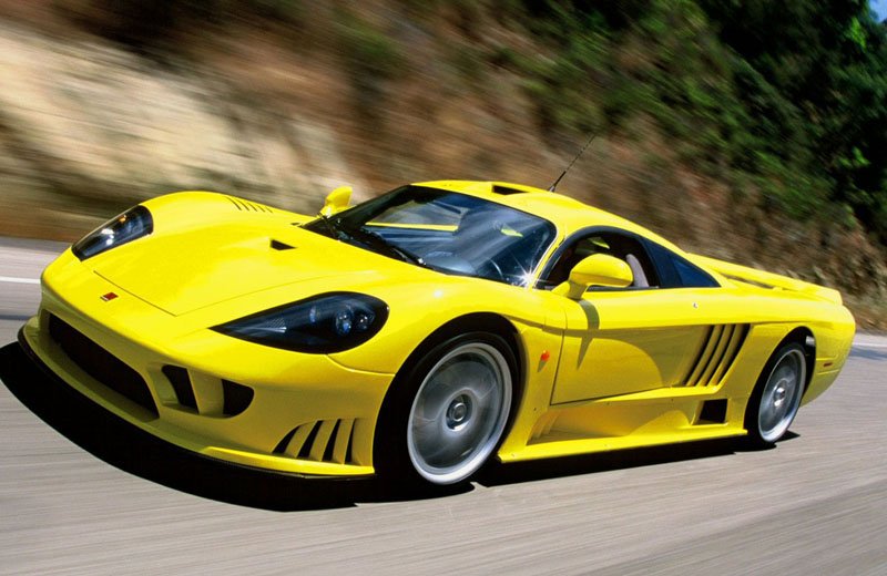 2006 Saleen S7 Twin Turbo
