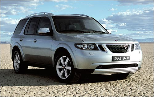 2006  Saab 9-7x 5.3i picture, mods, upgrades