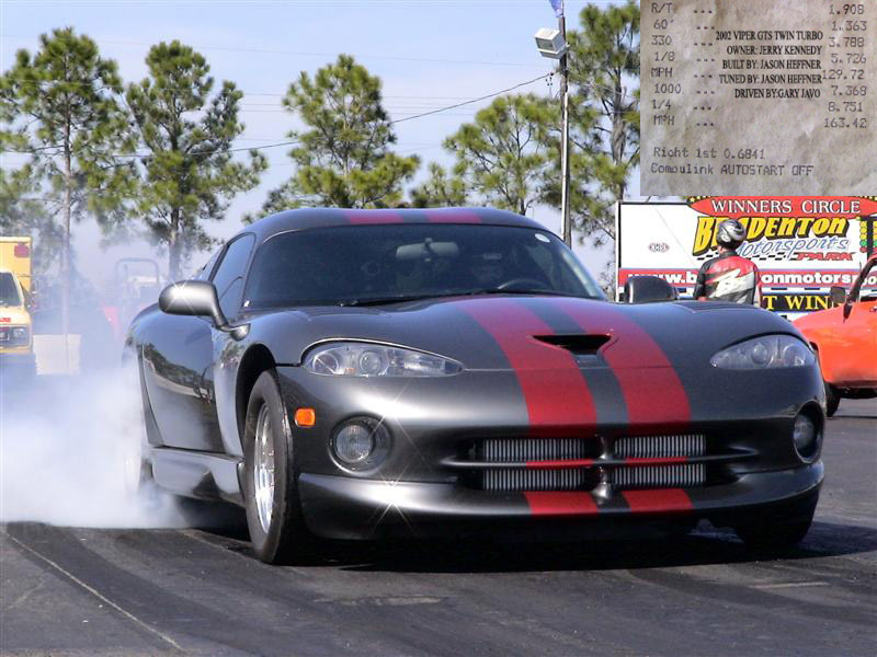 2002  Dodge Viper Heffner Twin Turbo GTS picture, mods, upgrades