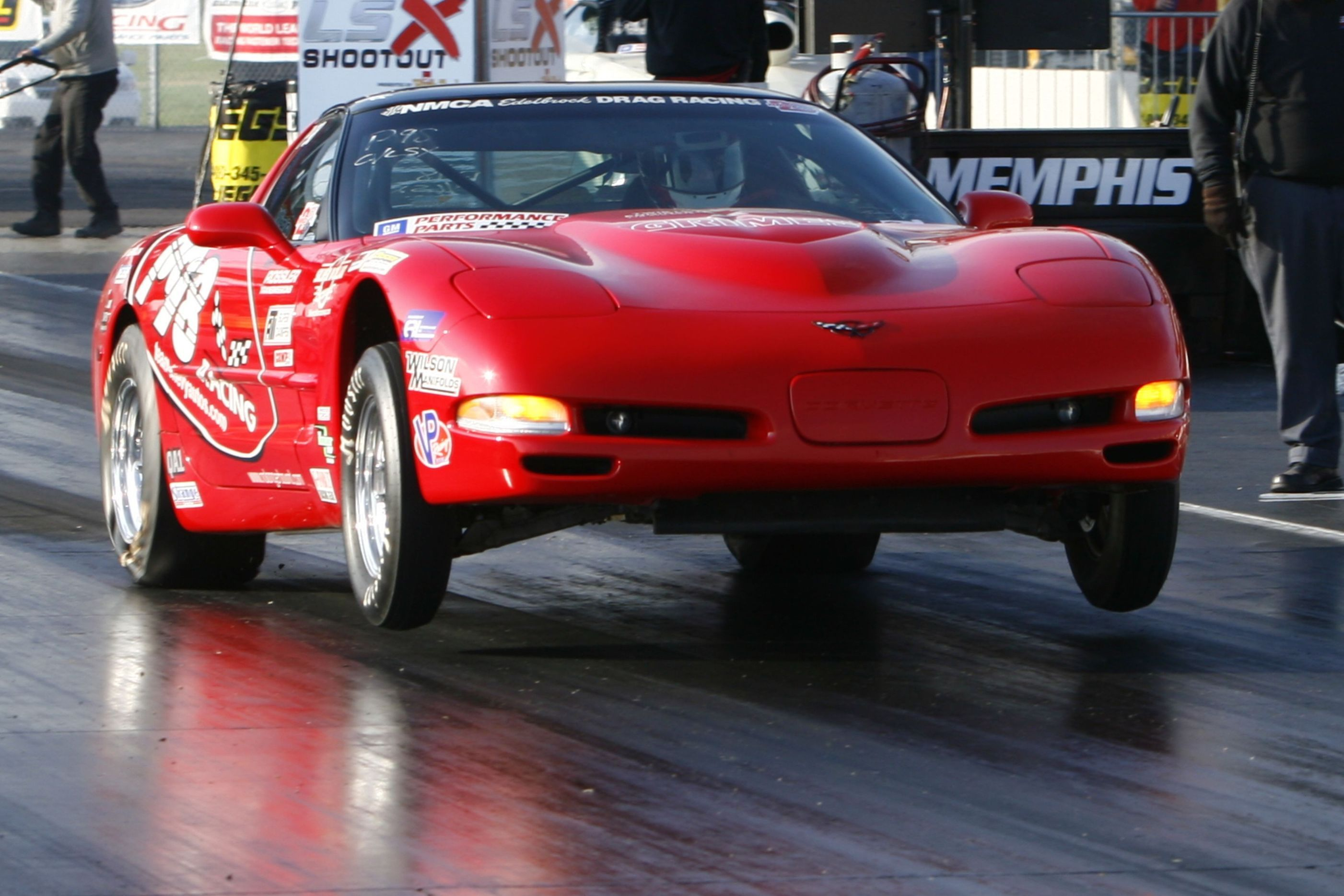 1998 Chevrolet Corvette LS2 427