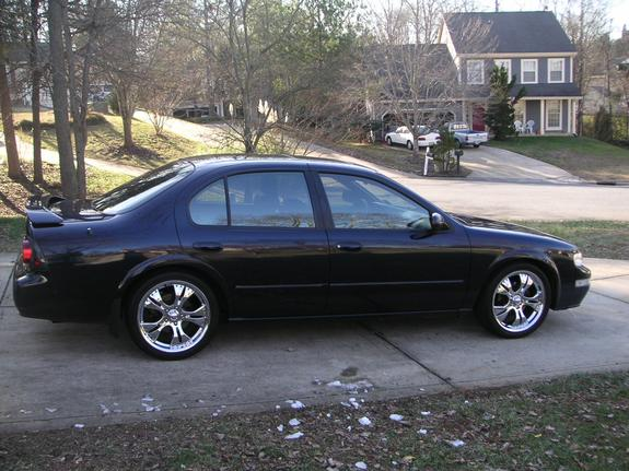 1995  Nissan Maxima SE picture, mods, upgrades