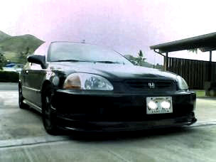 1998  Honda Civic HX picture, mods, upgrades