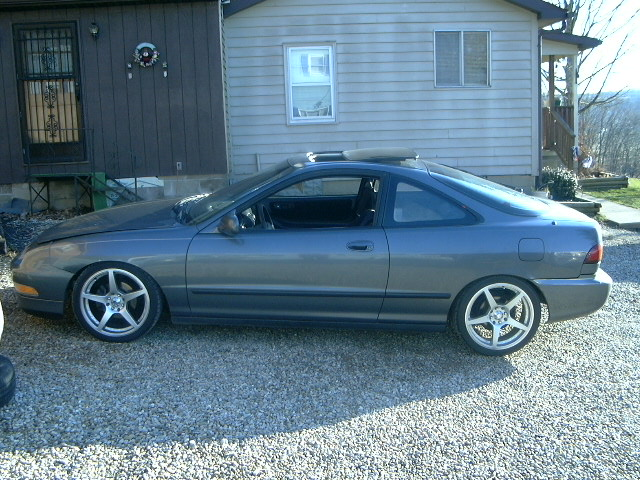 1994  Acura Integra ls picture, mods, upgrades