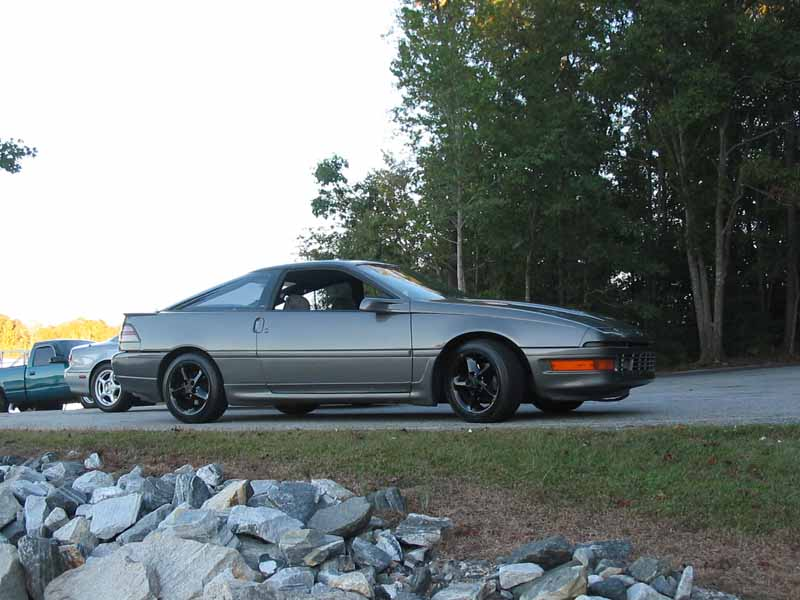 1991  Ford Probe GT picture, mods, upgrades