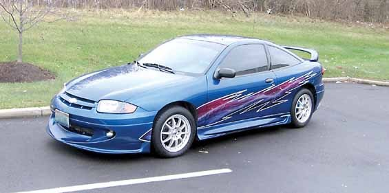 stock 2003 chevrolet cavalier base 1 4 mile trap speeds 0 60 dragtimes com dragtimes com
