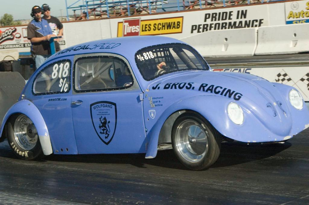 1956 Volkswagen Beetle Sedan Garrett GT3076R Turbo