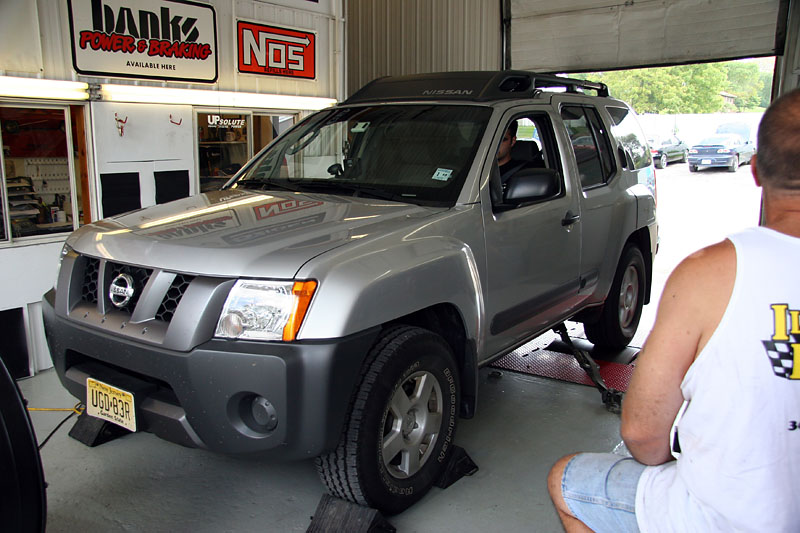 2005  Nissan Xterra S picture, mods, upgrades