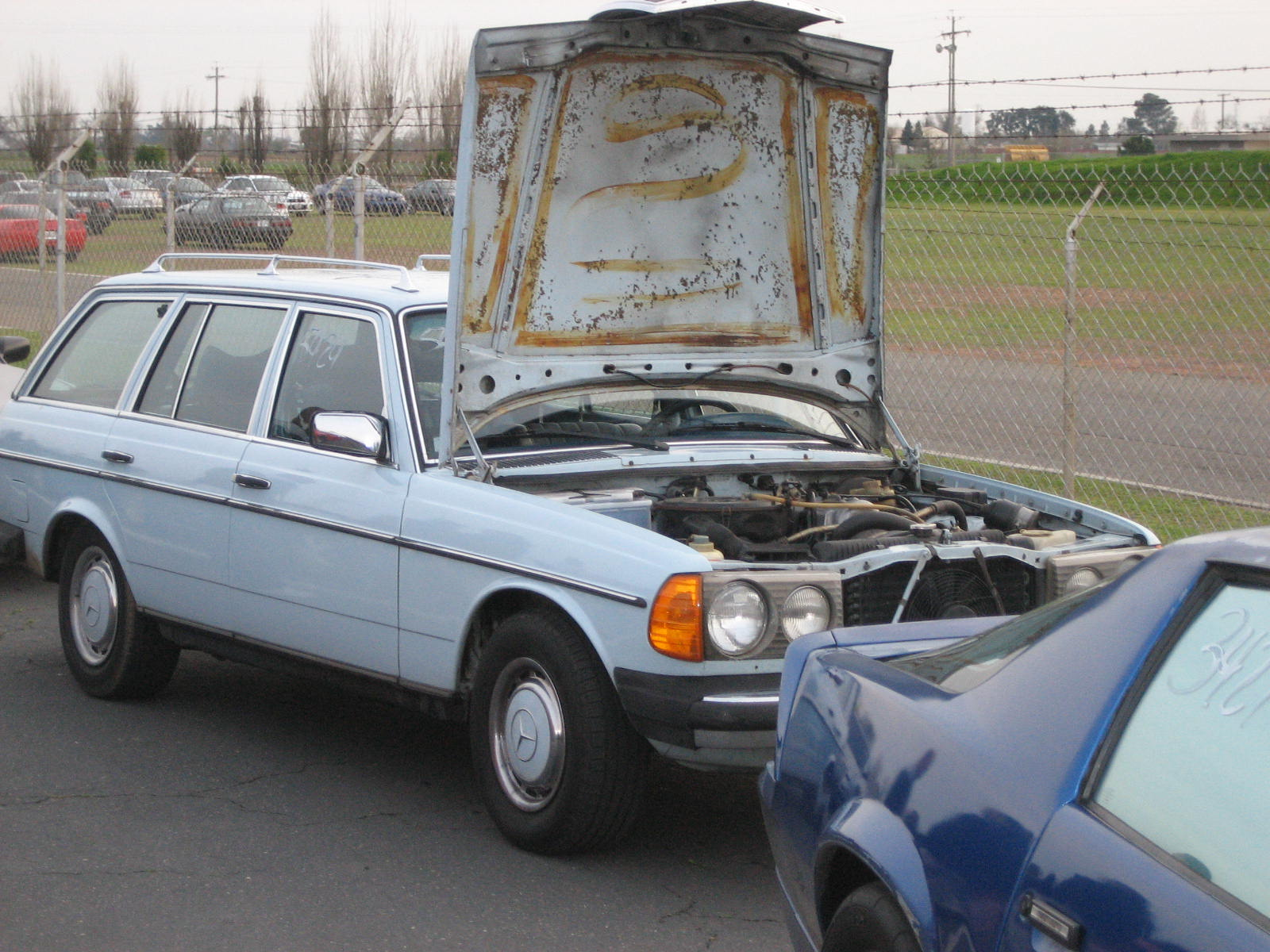 1979  Mercedes-Benz 300TD Diesel picture, mods, upgrades