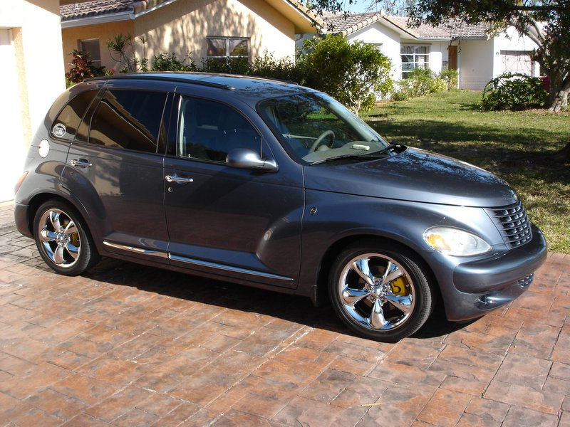 2002 Chrysler PT Cruiser LE