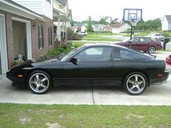 1989  Nissan 240SX Hatchback picture, mods, upgrades