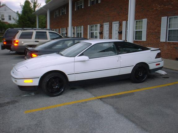 1989  Ford Probe GT Turbo picture, mods, upgrades