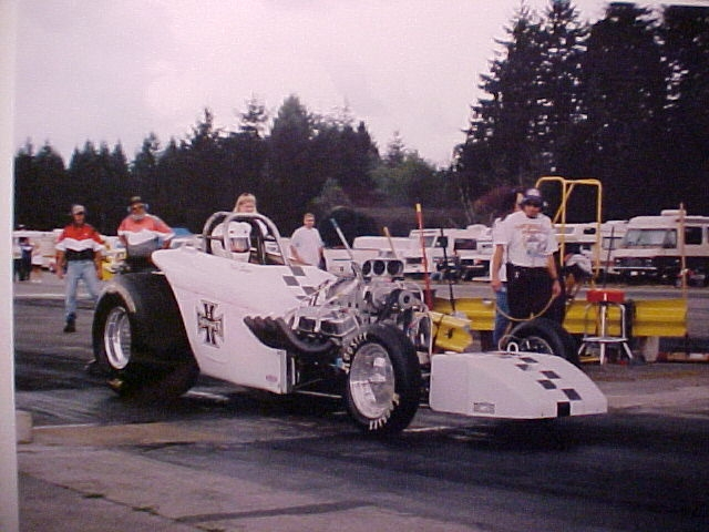 2004  Dragster Front Engine 23T Altered 115 picture, mods, upgrades