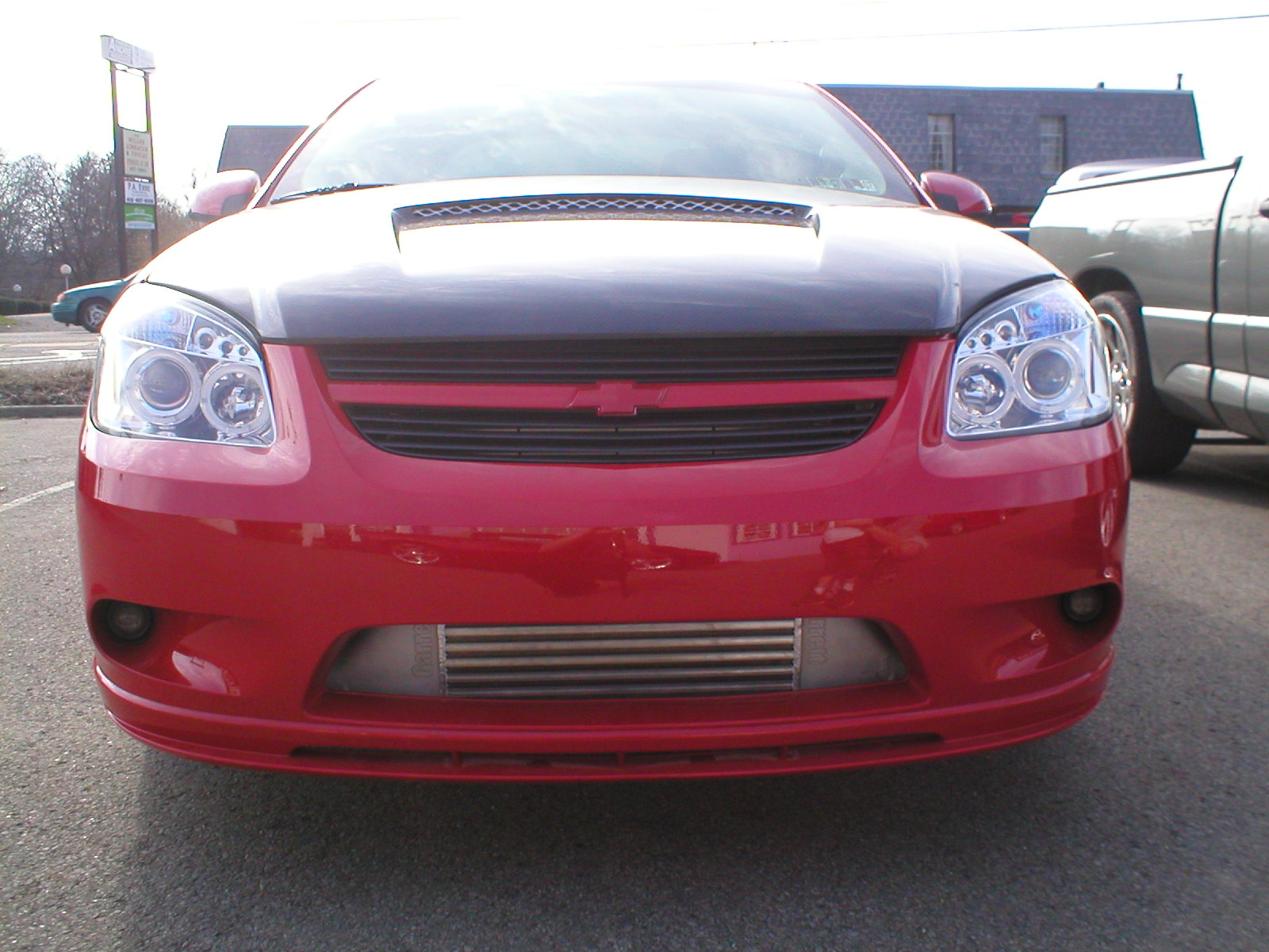 2006 Chevrolet Cobalt SS 2.4 coupe Turbocharged VVT