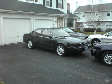 1993  Nissan Maxima GXE picture, mods, upgrades