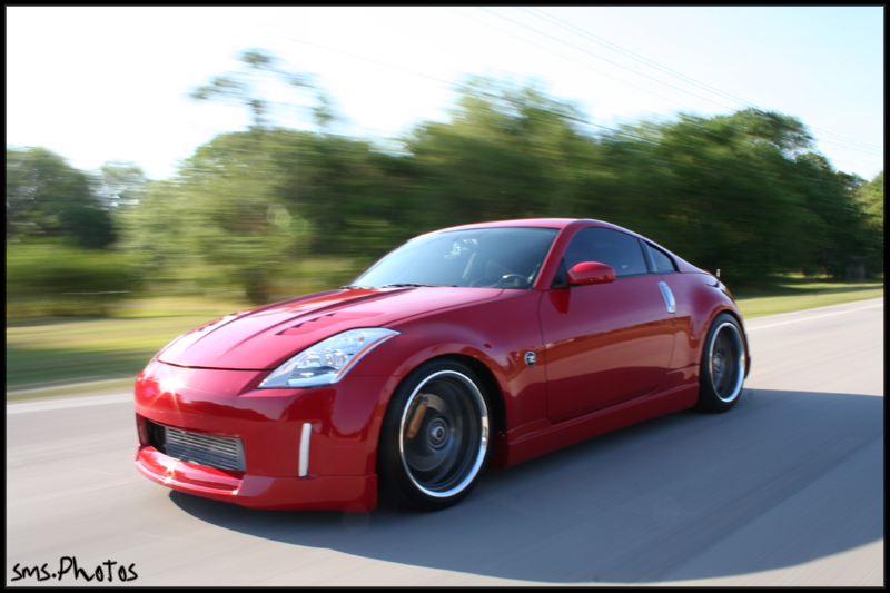 2003  Nissan 350Z Single Turbo picture, mods, upgrades