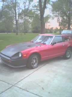 1983  Datsun 280 ZX non turbo picture, mods, upgrades