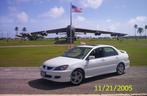 2005  Mitsubishi Lancer Ralliart picture, mods, upgrades