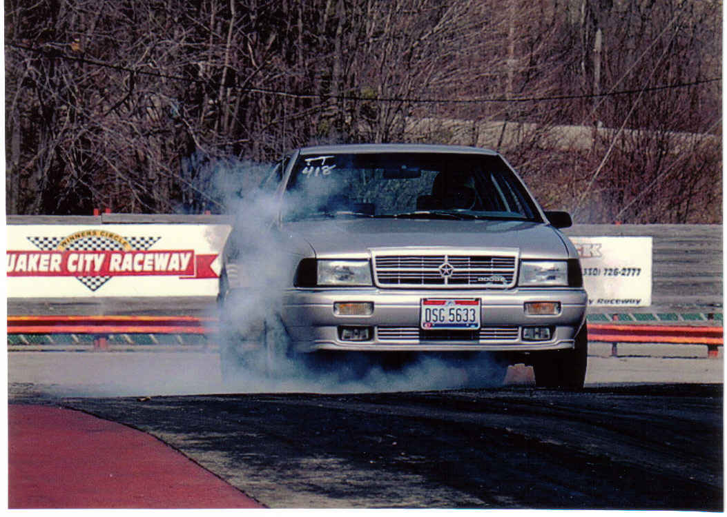 1989 Dodge Spirit ES Turbo