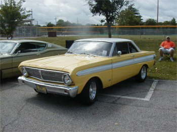1964  Ford Falcon Futura picture, mods, upgrades