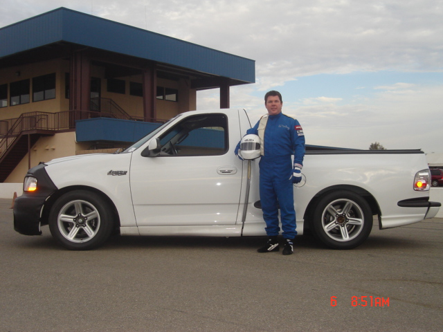 2004 Ford Lightning 14 mile